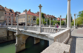 Ljubljana - Schusterbrücke