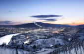 Winterpanorama Maribor