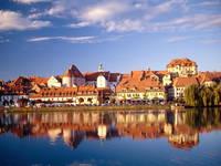 Maribor - Stadtviertel Lent