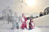 Winterspaß Familie Maribor