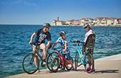 Piran - Fahrradtour
