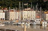 Piran - Hafen
