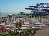 Strand San Simon, Izola