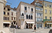 Piran - Venezianisches Haus