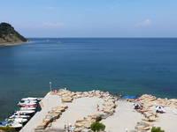 Strand Fiesa, Piran