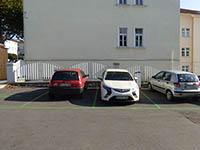 Postojna - Elektroauto Ladestation