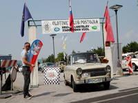 Postojna - Oldtimer Rallye