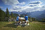 Rast Aussichtspunkt Pastirkovo