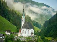 Solcava - Kirche Maria Schnee