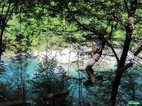 Tolmin - Abenteuerpark