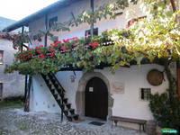 Tolmin - Geburtshaus Simon Gregorcic