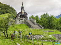 Tolmin - Mountainbike Tour
