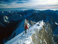 Trenta - Bergsteigen Jalovac