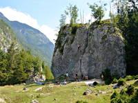 Trenta - Klettergarten Trenta