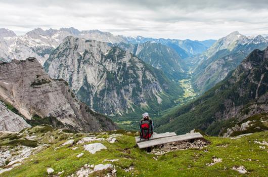 Trenta - Slowenien