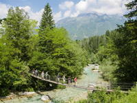 Trenta - Wandern Soca Tal