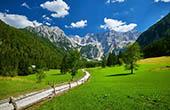 Planarsko Jezero, Kamniker Alpen