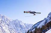 Skispringen Planica