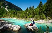 Soca Tal - Natur, Wandern