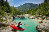 Soca Tal - Wassersport