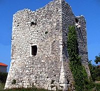 Der Turm Kastelina
